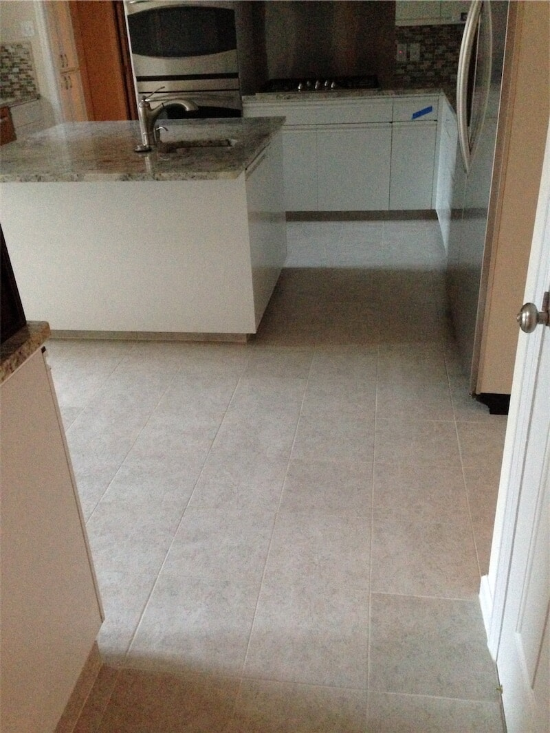 Tile flooring by All Surface Flooring servicing Ballwin MO