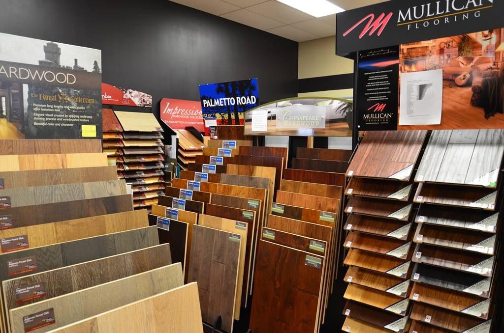 Flooring store in Clover SC from Outlook Flooring