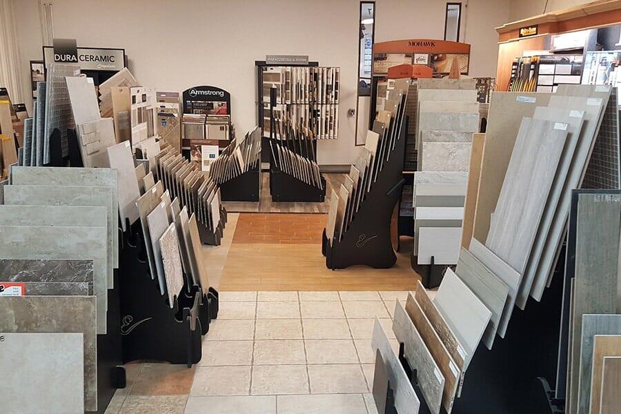 Tile floor store in Lancaster CA - Metro Floors