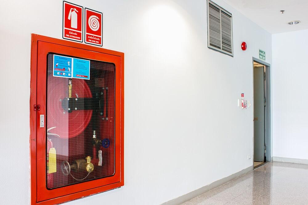 EXTINTORES LTDA - Bases para Extintores - Señalización