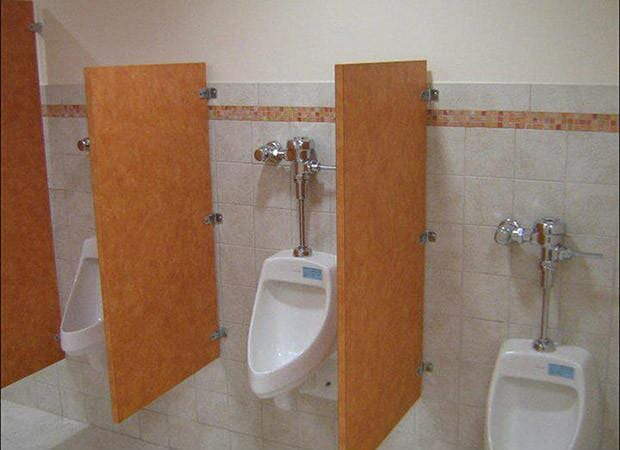 Commercial restroom tile near Neptune Beach by About Floors n More