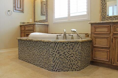 Bathroom Design by Tukasa Creations near Orange Grove TX