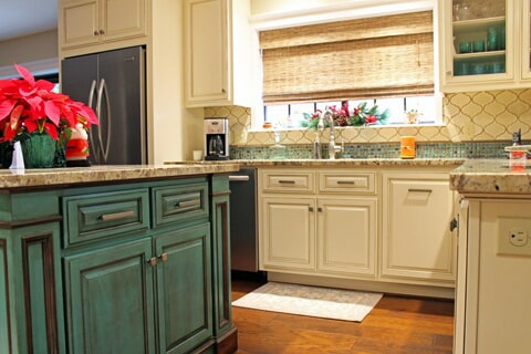 Kitchen Design in Corpus Christi TX by Tukasa Creations