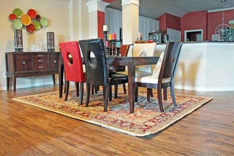 Flooring in Corpus Christi TX by Tukasa Creations