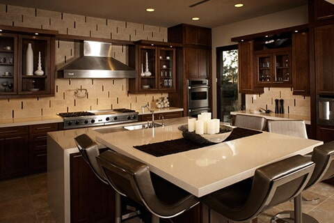 Kitchen Design in Corpus Christi TX by Tukasa Creations