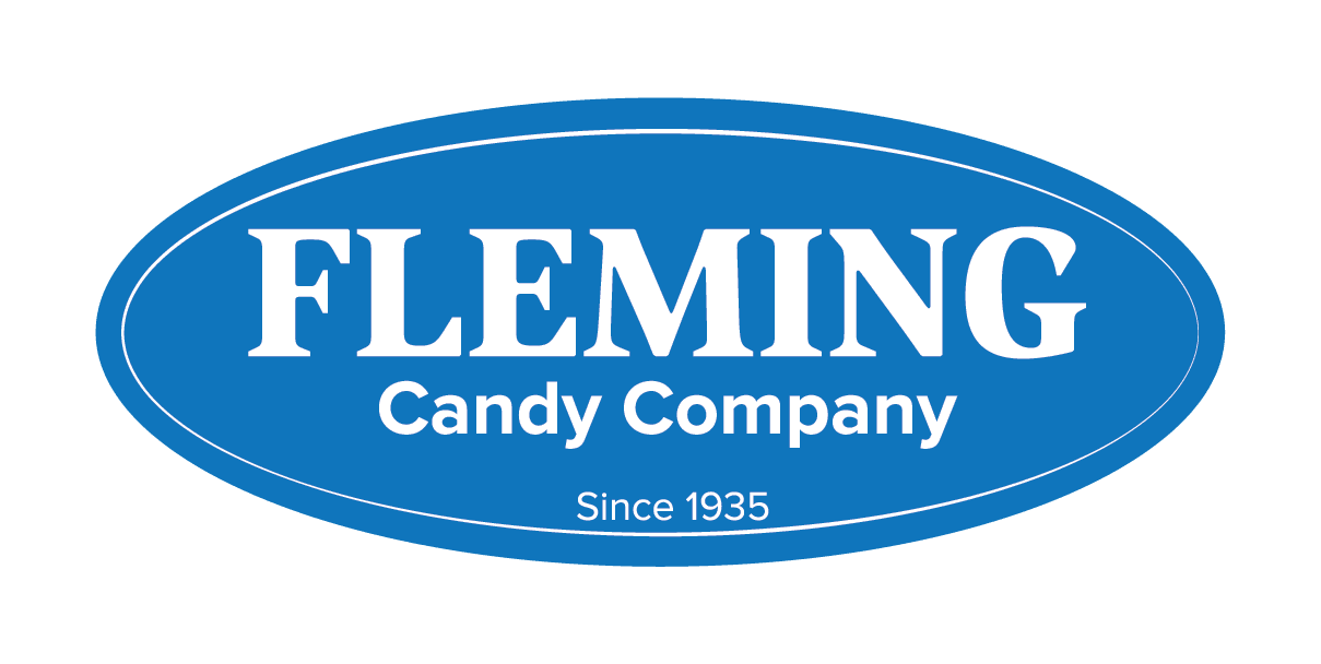 Fleming Candy Company Logo