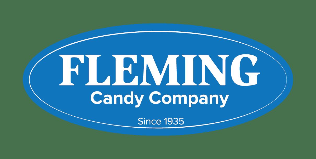 Fleming Candy Company Logo
