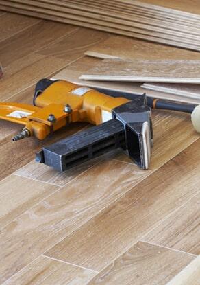 Flooring Installation Services from Worden Interiors in Frankenmuth, MI