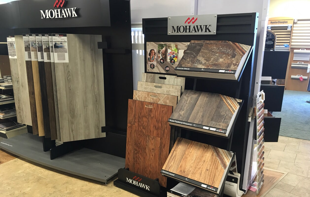 Flooring design professionals in the Frankenmuth, MI area - Worden Interiors