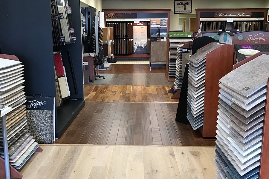 Hardwood Flooring in Kingsland GA from American Flooring