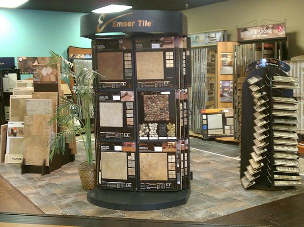 Showroom in Tellico Village TN from Johnson & Sons Flooring