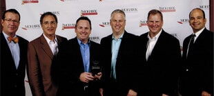 2012 Mohawk Retailer of the Year - Johnson & Sons Flooring in Knoxville TN