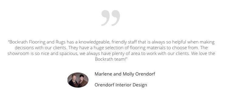 Reviews for Bockrath Flooring & Rugs in Kettering, OH
