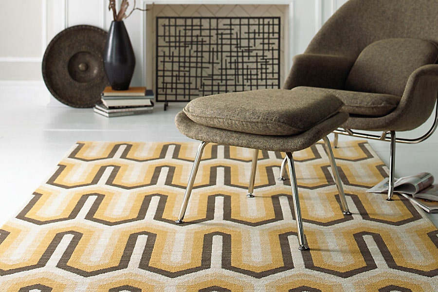 Modern area rugs in Kettering OH from Bockrath Flooring & Rugs
