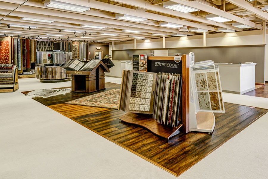Flooring showroom near Springboro OH - Bockrath Flooring & Rugs