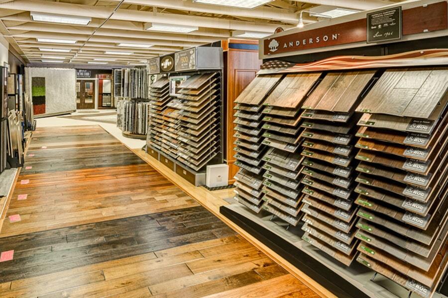 Hardwood floor store near Beavercreek OH - Bockrath Flooring & Rugs