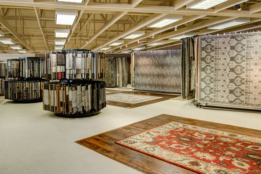 Area rug store near Kettering OH - Bockrath Flooring & Rugs