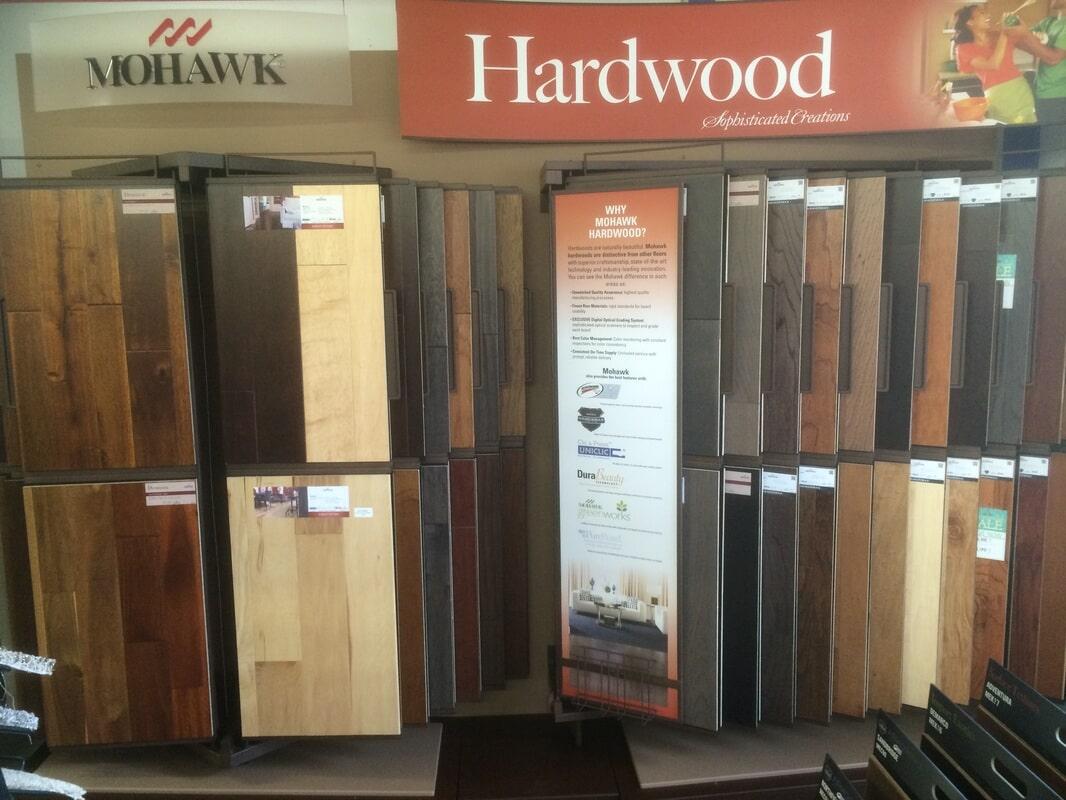 Hardwood floors in Nashport OH from Lavy's Flooring
