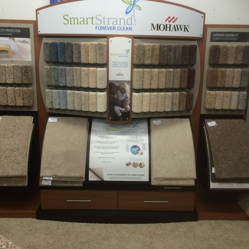 Carpet samples in Zanesville OH from Lavy's Flooring