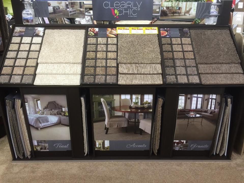 Carpet floor samples in Zanesville OH from Lavy's Flooring