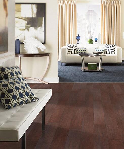 Luxury vinyl plank flooring in Atlanta GA from Great American Floors