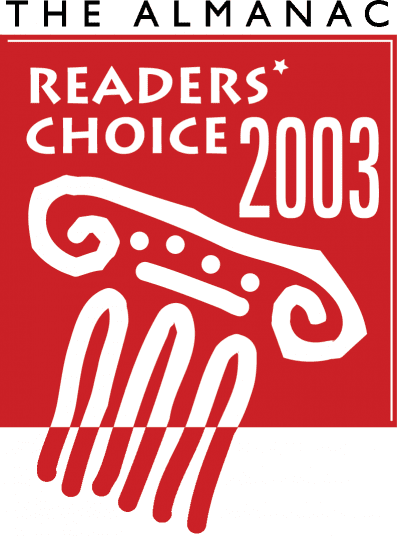 The Almanac Readers' Choice 2003, Stanford Painting, Mountain View, CA