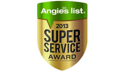 Angie's List Super Service Award 2013, Stanford Painting, Mountain View, CA