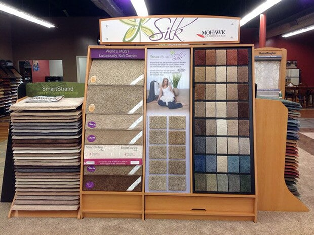 Carpet samples in Anna IL from L & P Carpet