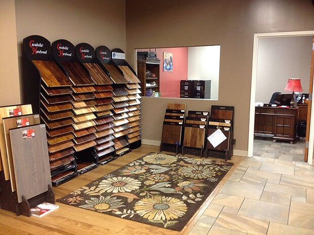 Carpet samples in Carbondale IL from L & P Carpet