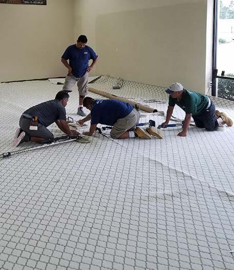 Flooring Installation from Spring Carpets, Your Floor Superstore, near The Woodlands TX