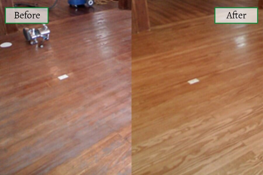 Our work in Linwood, NJ from Mainland Flooring