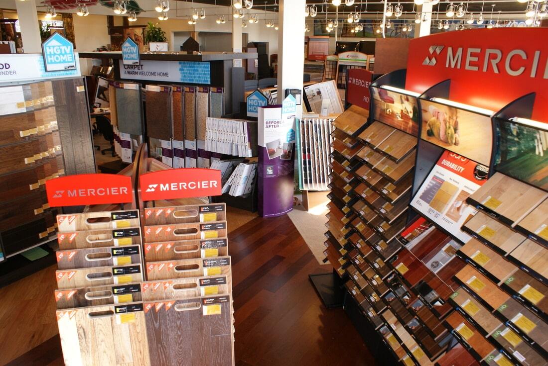 Hardwood floor store in East Brunswick NJ from Carpets & More