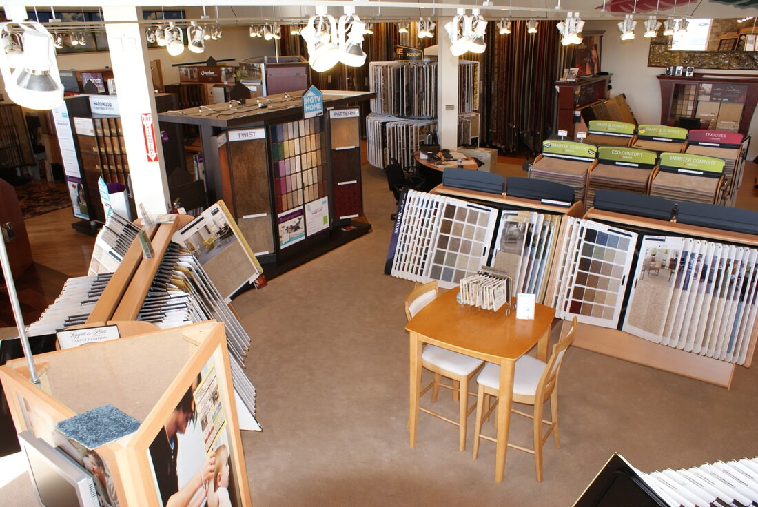 Carpet store near Somerset NJ from Carpets & More