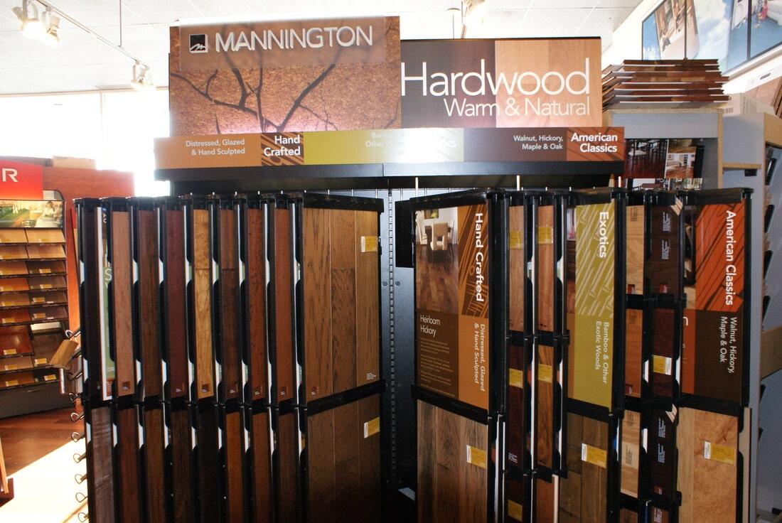 Hardwood floor store near Monroe NJ - Carpets & More