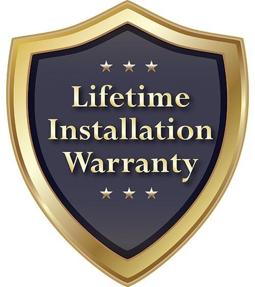 Enhance Floors & More in Marietta, GA has lifetime installation warranty