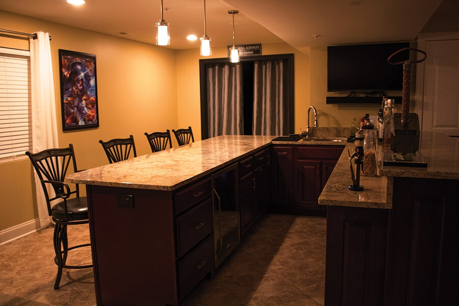 Granite countertops in Mechanicsville, MD from Southern Maryland Kitchen, Bath, Floors & Design