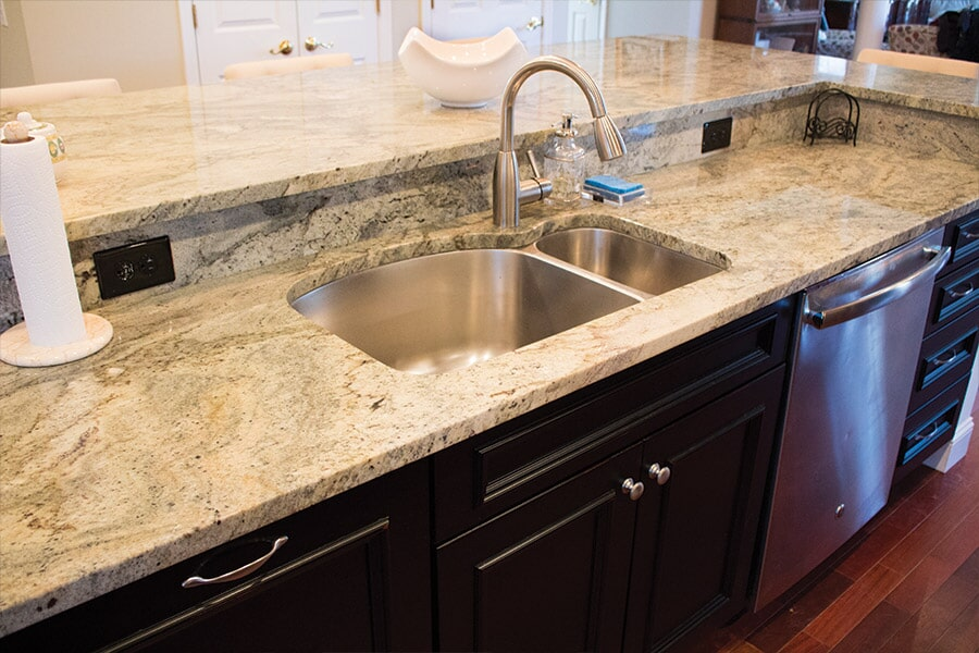 Granite countertops in Leonardtown, MD from Southern Maryland Kitchen, Bath, Floors & Design