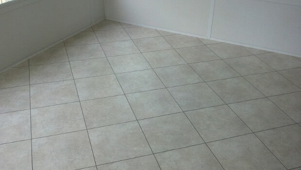 Tile floor installation in Poughkeepsie NY from Personal Touch Flooring