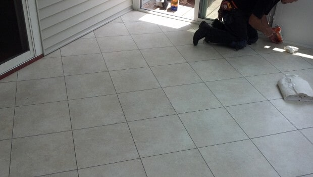 Tile flooring installation in Lagrangeville NY from Personal Touch Flooring
