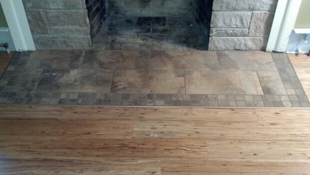 Hardwood flooring installation in Poughkeepsie NY from Personal Touch Flooring