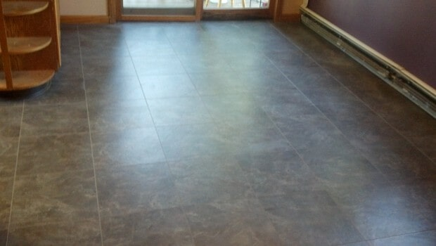Luxury vinyl tile installation in Lagrangeville NY from Personal Touch Flooring