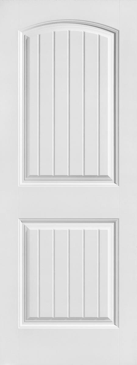 Select Series 2 Panel Plank Cheyenne Smooth Door