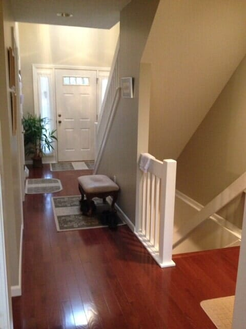 Wood floor installation in Greece NY from Christian Flooring