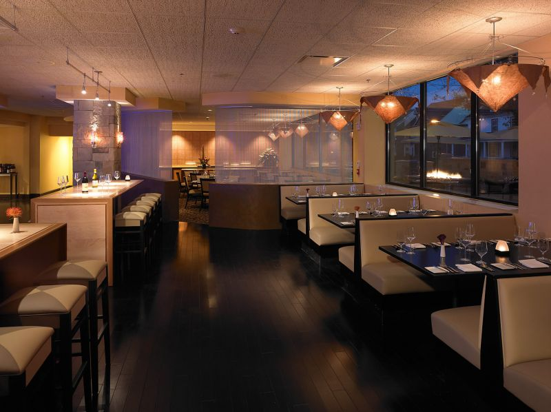 Bamboo floors for restaurant and bars in Rochester NY by Christian Flooring