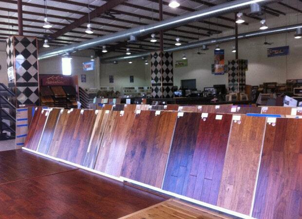 Hardwood floors in Baton Rouge LA from Wholesale Flooring & Granite