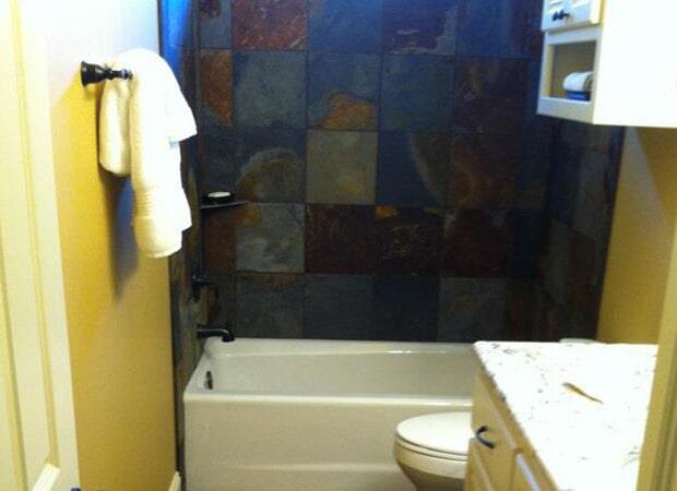 Bathroom tile in Baton Rouge LA from Wholesale Flooring & Granite