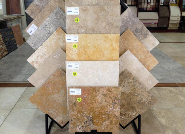 Tile floors in Ascension Parish  LA from Wholesale Flooring & Granite