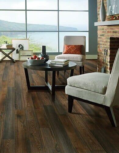 Laminate flooring from Vern's Carpet near Grand Forks MN