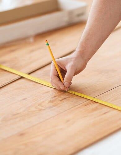Flooring Installation from Vern's Carpet