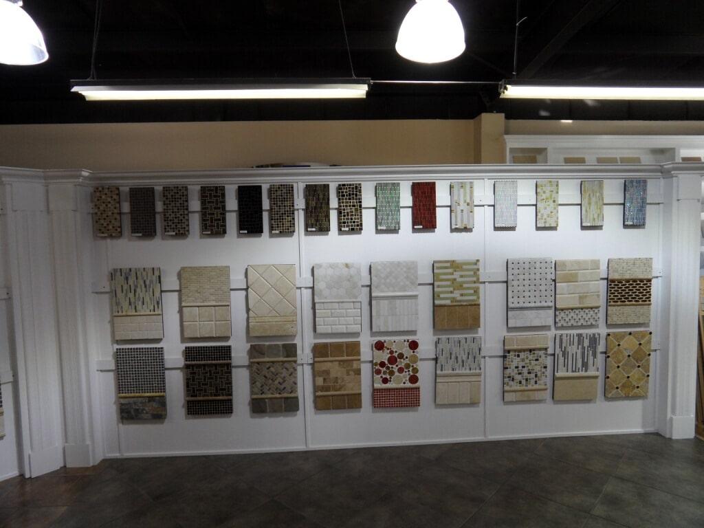 Tile flooring samples in Madison AL from Alabama Custom Flooring & Design